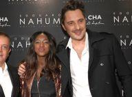 Hapsatou Sy et Vincent Cerutti : Amoureux complices pour une soirée prestigieuse