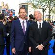 Paul Walker et Vin Dieselà Londres le 7 mai 2013.