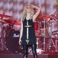 "Taylor Momsen, The Pretty Reckless au Festival MGM Resorts "" Rock in Rio "" à Las Vegas Le 08 mai 2015"