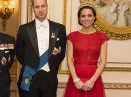 Kate Middleton : Radieuse avec la tiare de Diana dans une robe (encore) recyclée