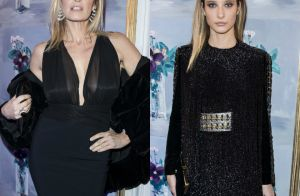 Estelle Lefébure et Ilona Smet : Mère et fille radieuses avec la mode parisienne