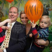Jacques et Gabriella de Monaco : Anniversaire sauvage avec Charlene et Albert