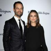 Natalie Portman : Enceinte et rayonnante aux côtés de Benjamin Millepied