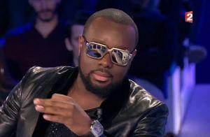 Maître Gims et ses lunettes: