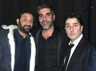 Cyril Hanouna, festif pour une soirée unique avec Yvan Attal et Hélène Ségara