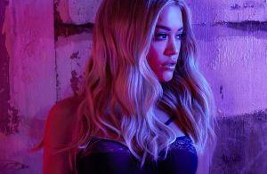 Rita Ora : Chanteuse ultrasexy pour un showcase en lingerie