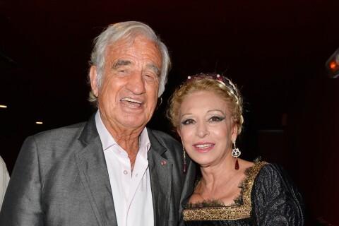 """Béatrice Agenin, Jean-Paul Belmondo : """"Mon mari n'a pas de raison d'être jaloux"""""""