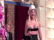 VIDEO + PHOTOS : Britney Spears sort le grand jeu en... soutien-gorge !