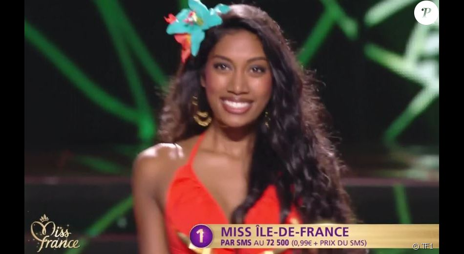 miss le de france 2016 meggy pyaneeandee les 12 demi finalistes d filent en bikini. Black Bedroom Furniture Sets. Home Design Ideas