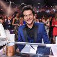 Amir - Le jury de Miss France 2017. TF1, 17 décembre 2016.