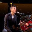 """Mickaël   - Finale de """"La France a un incroyable talent"""" 2016 sur M6. Le 13 décembre 2016."""