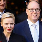 Charlene et Albert de Monaco gâtent aussi les plus anciens pour Noël