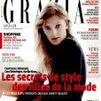 Retrouvez l'intégralité de l'interview de Patricia Kaas dans le magazine Grazia, en kiosques le 16 décembre 2016