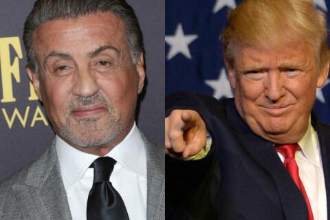 Sylvester Stallone a refusé un poste dans l'administration de Donald Trump !