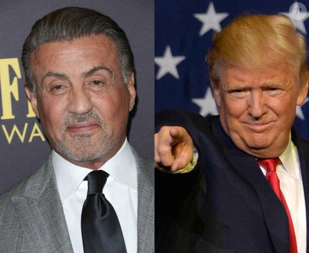 Sylvester Stallone a refusé un poste dans l'administration de Donald Trump.