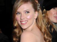 PHOTOS : Scarlett Johansson, une mariée superbe en robe blanche ! (réactualisé)