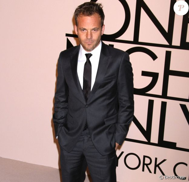 """Stephen Dorff - People à la soiree """"Armani One Night Only New York Party"""", le 24 octobre 2013."""