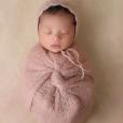Kobe Bryant dévoile le visage de sa troisième fille, Bianka, sur Instagram, le 20 décembre 2016.