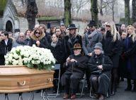Obsèques de Michèle Morgan : Sarah Marshall et sa famille, unies dans le chagrin