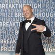Vin Diesel lors du ''2017 Breakthrough Prize'' à Mountain View, le 4 décembre 2016