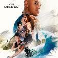 """Affiche du film """"xXx: Reactivated"""", avec Vin Diesel, Samuel L. Jackson, Ruby Rose, Nina Dobrev, en salles le 18 janvier 2017."""
