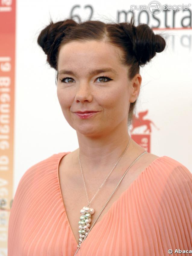 La chanteuse Björk donne son nom à un fonds d ...