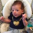 Jonas Krumholtz, le fils de David Krumholtz et de sa femme Vanessa Britting, né le 7 décembre 2016.