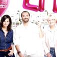 """""""Faustine Bollaert, Cyril Lignac et Mercotte font du programme Le Meilleur Pâtissier une """"émission de bonne humeur""""."""""""