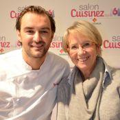 """Meilleur Pâtissier – Mercotte : """"Cyril Lignac est un peu comme mon fils"""""""
