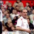Paul Gascoigne en 2006 lors d'un match caritatif à Manchester.