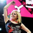 Avril Lavigne préfère assister aux concerts qu'en donner ?