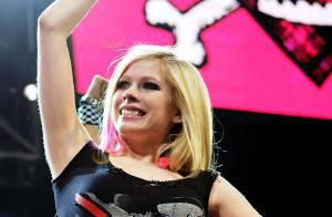 Avril Lavigne plante ses fans pour assister au concert des Spice Girls