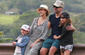 Jessica Alba en vacances à Hawaï : Sa petite Honor est son parfait mini-double !
