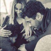 Ciara, enceinte : Nouvel an en famille, son fils Future surexcité