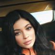 Kylie Jenner a publié une photo d'elle sur sa page Instagram à la fin du mois de décembre 2016