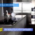"""""""Photos de la sublime villa des """"Anges 9"""" à Miami. Images dévoilées dans le """"Mad Mag"""" sur NRJ12. Le 5 janvier 2016."""""""