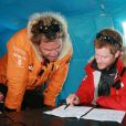 Le prince Harry en Antarctique en novembre 2013