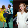 """""""Le film La La Land et Isabelle Huppert triomphent aux Golden Globes 2017."""""""