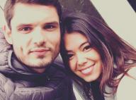 """Florent Manaudou in love : Nouveau selfie avec sa jolie """"petite perle"""", Ambre"""