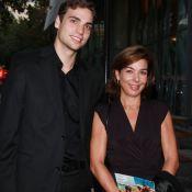 """Carole Amiel, veuve d'Yves Montand : """"Mon seul souci, protéger mon fils"""""""