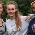 """Margot et ses camarades dans """"Friends Trip 3"""" (NRJ12)."""