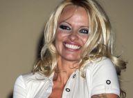 PHOTOS : Pamela Anderson s'est habillée... enfin pas vraiment !