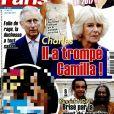 Le magazine Ici Paris du 11 janvier 2017