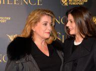 "Catherine Deneuve et sa fille Chiara Mastroianni font ""Silence"" pour Scorsese"