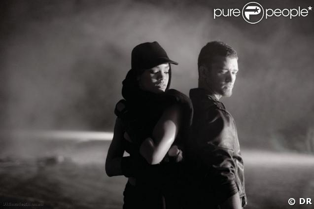 Rihanna et Justin Timberlake tournent le clip 'Rehab'