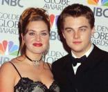 Kate Winslet et Leonardo DiCaprio en 1997