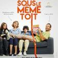 Affiche du film Sous le même toit, en salles le 19 avril 2017