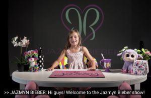 Justin Bieber : Sa soeur Jazmyn marche dans ses pas, à 8 ans seulement !
