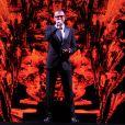 George Michael en concert au Ziggo Dome à Amsterdam, le 14 septembre 2012