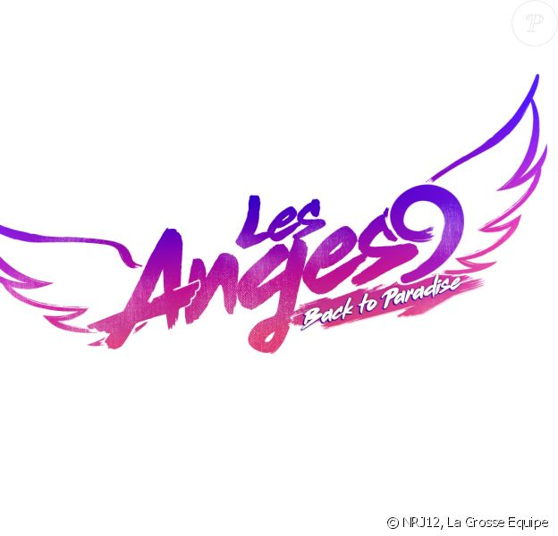 "Les ""Anges 9"", photo officielle"